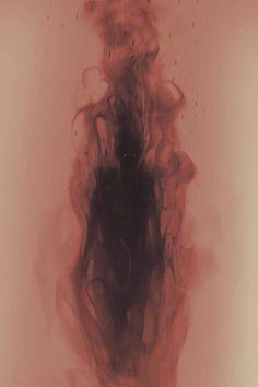 #demon #Demon #red #black #art #illustration #drawing #dark #Dark #shadow #Shadow #horror #horror art #darkness #Darkness #demon art #Demon art