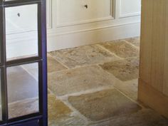 Flagstone - flooring in addition
