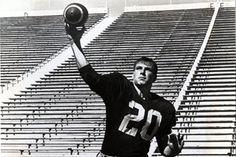 100 Day Sun Devil Football Countdown To Kickoff, John F. Goodman - Quarterback, Marine, Hero - House of Sparky Funny Sports, Sports Humor, Day Countdown, 100th Day, Usmc, Athletics, The Man, Devil, Arizona