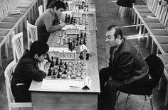 Kasparov vs. Korchnoi.