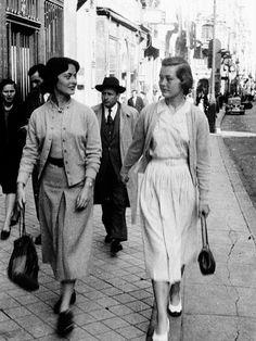 Gran Vía, 1953