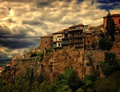 Must See, an hour out! Cuenca.