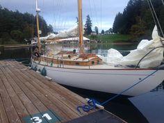 1960 Concordia 39 yawl sailboat for sale in newport Rhode Island Classic Sailing, Classic Yachts, Sailing Pictures, Baltic Yachts, Sailboats For Sale, Sailing Holidays, Newport Rhode Island, Family Getaways, Boat Design