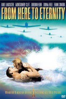 Pin it to Win it - MRR Oscar Giveaway - From Here to Eternity - Best Picture - 1953