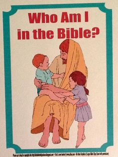 """Paul & Agabus lesson with printable book on other men in the Bible that did """"What the Lord wills"""""""