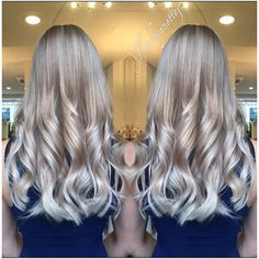 """Anette J. på Instagram: """"▫️F O I L A Y A G E ▫️ CUT / COLOR by me :) #allaboutdahair #hairgoals #hairofinstagram #hairstylist"""""""
