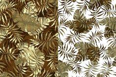 Vintage Tropical Camo - Estampas desenvolvidas para Woxi - Outono Inverno 2013
