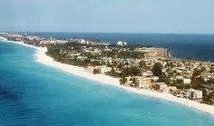 cuba - Stunning stretches of white sandy beaches.