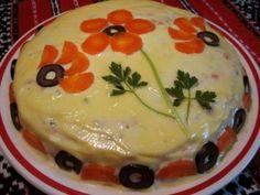reteta salata boeuf cu piept de curcan