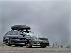Skoda Octavia vRS+ - Page 72 Vw Group, Wagon Cars, Luxury Rv, Volkswagen Group, Shooting Brake, Cars And Motorcycles, Touring, Cool Cars, Roof Rack