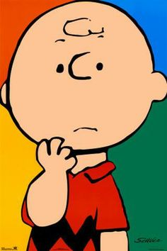 Charlie Brown by Charles M. Schultz