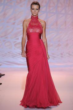 Zuhair Murad Fall 2014 Couture Fashion Show - Dominika Kucharova