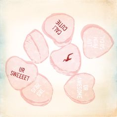 Wishing you a super sweet Valentine's Day! | HollisterCo.com