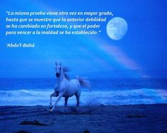 A Baha'i quote in Spanish from Abdu'l-Baha for your perusal.