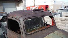 BangShift.com Power Wagons And M37 Trucks For Sale! We Love Us A Good Power Wagon! - BangShift.com Jeep Wrangler Seat Covers, Old Dodge Trucks, Dodge Power Wagon, Square Body, Tow Truck, Trucks For Sale, Old Cars, Rats, Rat