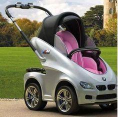 Coolest and cutest BMW car ever! #BMW #babycar
