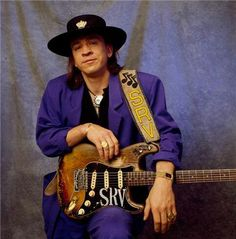 Stevie Ray Vaughan... Enough said.