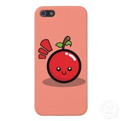Cute Cherry iPhone 5 Covers