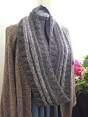 Ravelry: Luscious Moebius Cowl pattern by Cloverhill Yarn Shop