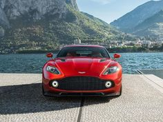 Race Your Way to Own the Aston Martin Vanquish Zagato