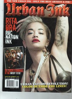 Urban Ink Cover