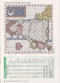 Gallery.ru / Фото #15 - The World of Cross Stitching-147 - Orlanda