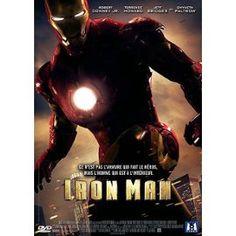 44 - #Iron_Man (dans le classement des 100 films préférés sur PriceMinister)