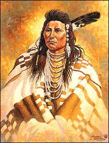 MICHAEL   GENTRY - Chief Joseph