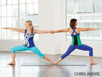 Teaching partner yoga can help students get outside of themselves.