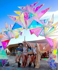 Pulse Portal - the entry point for 2017's Burning Man