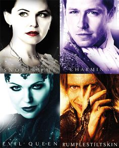 Once Upon A Time...lovee this show!