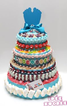 Cupcakes, Cupcake Cookies, Candy Kabobs, Candy Land Theme, Candy Cakes, Chocolate Bouquet, Gummy Bears, Sweet Cakes, Candy Buffet