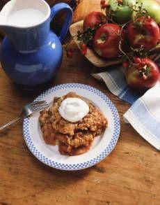 Apple Crisp for Passover   DianasDesserts.com