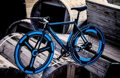 Tron's bike!