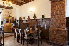 Restauracja w Pensjonacie Roxana w Szklarskiej Porębie http://www.roxana-szklarska.pl