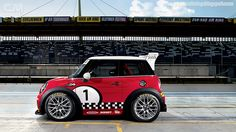 JCW Mini Cooper S by Compact Motoring, via Flickr