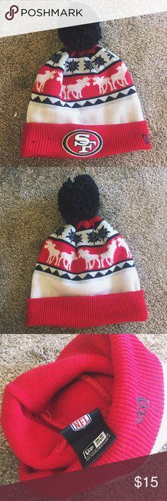 860f5d7b176 San Francisco 49er hat vintage by Reebok San Francisco 49ers hat by Reebok.  New with tags tags  NFL football niners sf frisco Bay Area vintage nwt …