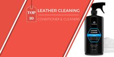 Top 10 Car Leather Cleaning Conditioners & Cleaners (Reviews)  http://carleatherpro.com/  #CarLeatherCleaningConditioners #CarLeatherCleaningCleaners