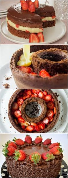 Delicioso bolo de chocolate!! Na batedeira, bata as gemas, a manteiga e o açúcar até ficar pastoso. Adicione o leite, aos poucos, batendo sempre, até incorporar. #receita#bolo#torta#doce#sobremesa#aniversario#pudim#mousse#pave#Cheesecake#chocolate#confeitaria