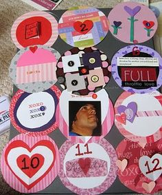 creative valentines gifts for him homemade