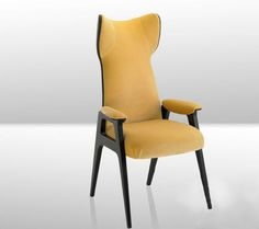 Fendi Casa - Cerva Chair by Dimitri Rybaltchenko