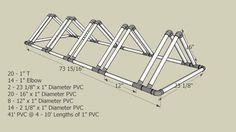 52 Ideas For Kids Bike Storage Bicycle Rack Pvc Pipe Storage, Diy Storage Rack, Bike Storage, Garage Storage, Craft Storage, Storage Ideas, Outdoor Storage, Storage Baskets, Pvc Bike Racks
