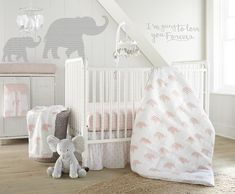 Levtex Home Baby Malawi Blush Elephants 5 Piece Crib Bedding Set - Baby Bed - Ideas of Baby Bed - Levtex Home Baby Malawi Blush Elephants 5 Piece Crib Bedding Set Price : Baby Crib Bedding Sets, Crib Sets, Baby Pillows, Nursery Bedding, Baby Cribs, Babies Nursery, Elephant Nursery, Comforter Set, Baby Elephant