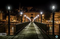Francavilla Al Mare wharf - Pinned by Mak Khalaf Francavilla Al Mare wharf City and Architecture bridgefrancavilla al mareitaliaitalylightlong exposurenightponterivertravel by lucOne_phOto