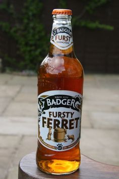 Bottled Beer of the World - pjb 13 - Picasa Web Albums - Badger Fursty Ferret Ale (4.4%) - Hall & Woodhouse Brewey Blandford St. Mary Dorset England