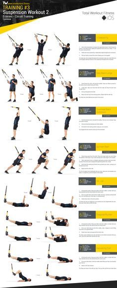 Training #3 - Suspension Workout 2 :: Total Workout Fitness http://s.click.aliexpress.com/e/nyZBayf