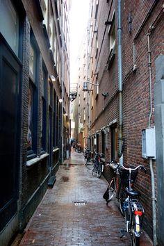 Amsterdam Little Street