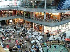 Einkaufszentrum Atrio (shopping center) - Villach, Austria