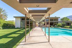 INSIDE SINATRA'S TWIN PALMS ESTATE-Palm Springs Style Magazine