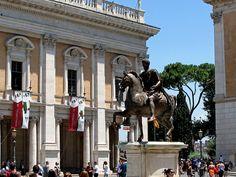 The amazing city of Rome